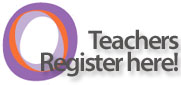 Teachers - register here!